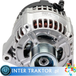 84141455 New Holland Alternator, 14 V, 150 A Iskra, New Holland