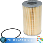 H1282X MANN-FILTER Element filtra oleju