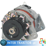 IA0276 Mahle original Alternator Letrika, 14 V, 65 A