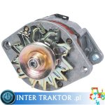 IA0327 Mahle original Alternator Letrika, 14 V, 65 A