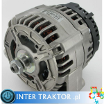 IA1215 Mahle original Alternator Letrika, 14 V, 200 A
