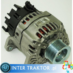 IA1224 Mahle original Alternator Letrika, 14 V, 120 A