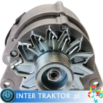 IA1504 Mahle original Alternator Letrika, 14 V, 120 A
