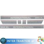 "TR844XLIH Zestaw naklejek ""International 844\"""